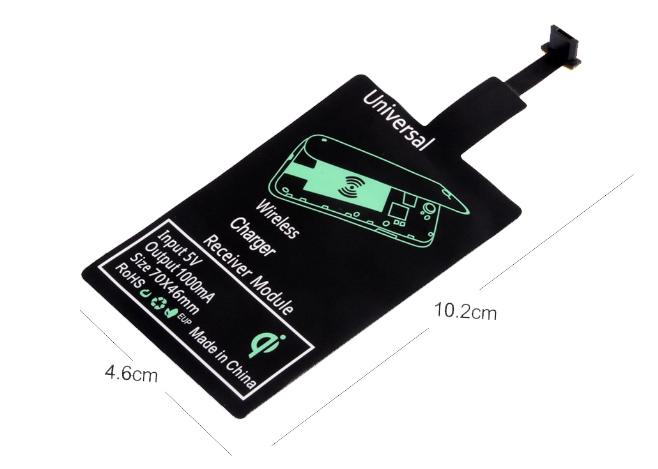 Адаптер беспроводной зарядки с Алиэкспресс