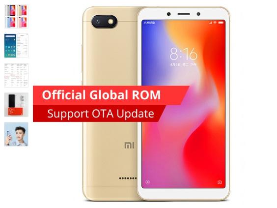 Китайские смартфоны Global Version