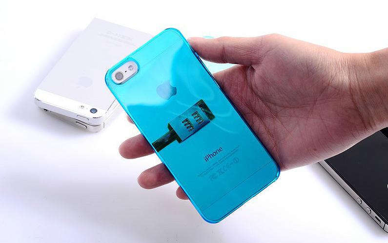 Адаптер для Айфона на две сим-карты