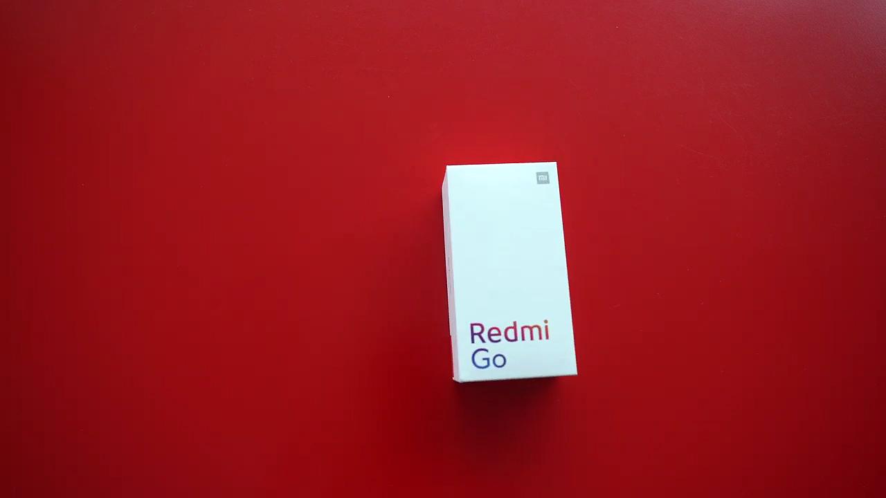 Обзор Сяоми Redmi Go