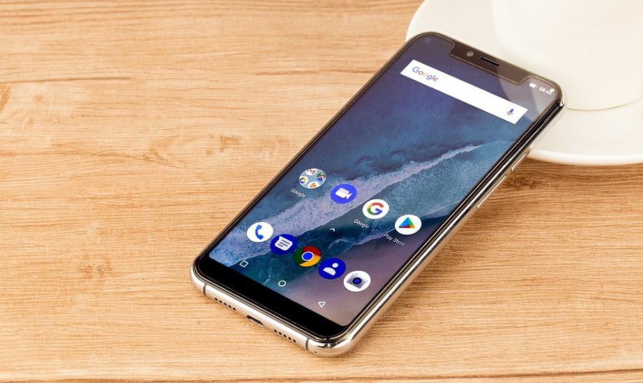 Смартфон с беспроводной зарядкой Ulefone X
