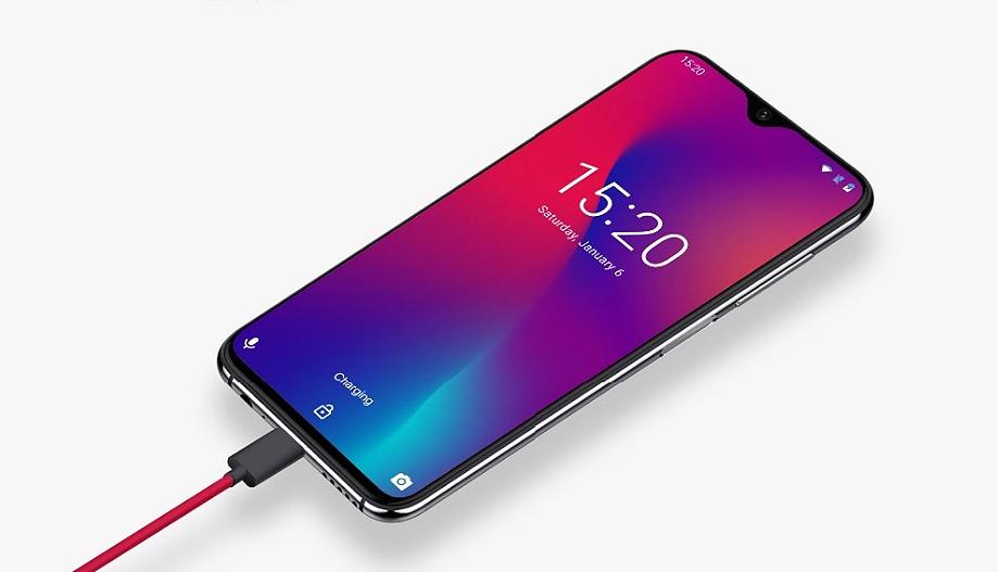 Смартфон с NFC Umidigi One Max