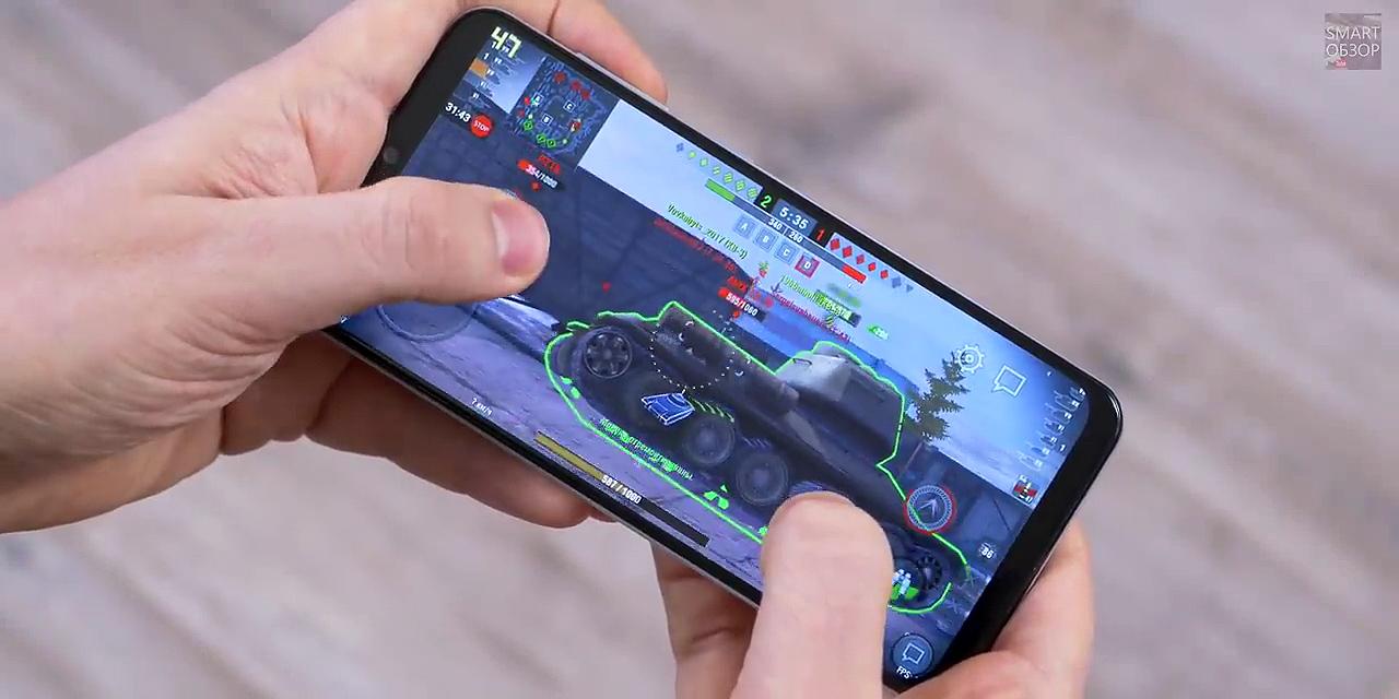 Обзор Samsung Galaxy A50