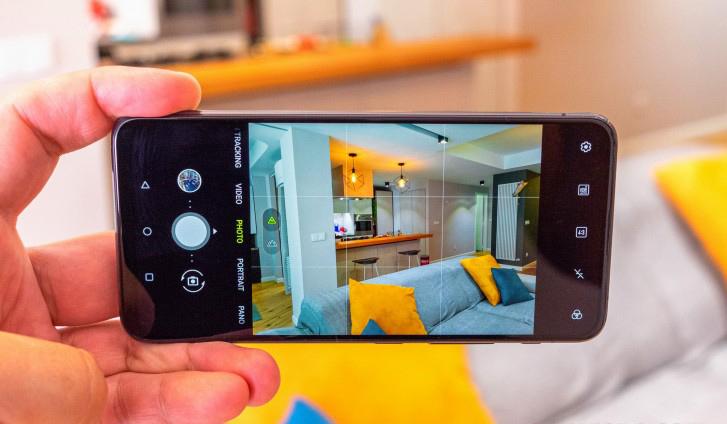 Камера Asus Zenfone 6