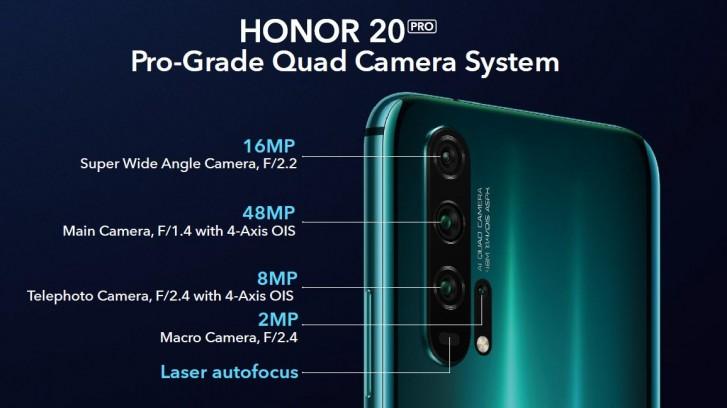 Обзор Honor 20 Pro