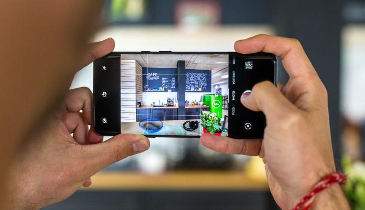 Камера Oneplus 7 Pro