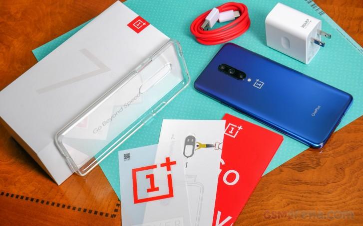 Распаковка Oneplus 7 Pro