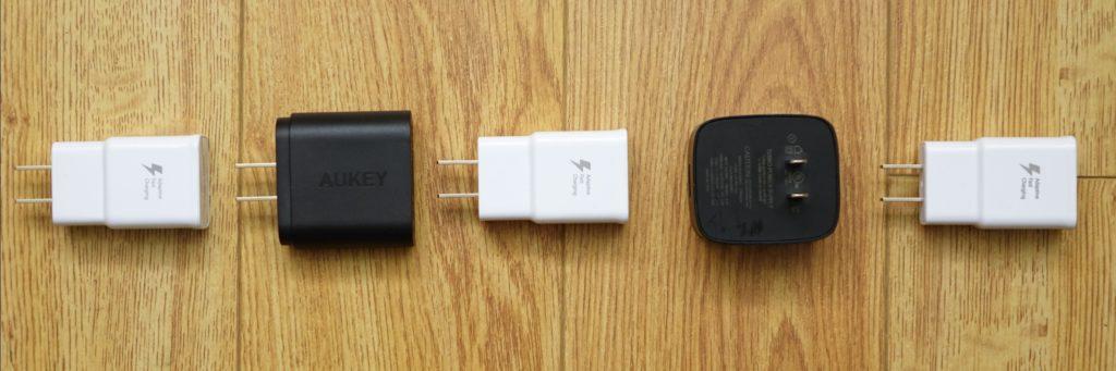 Быстрая зарядка Quick Charge 4.0