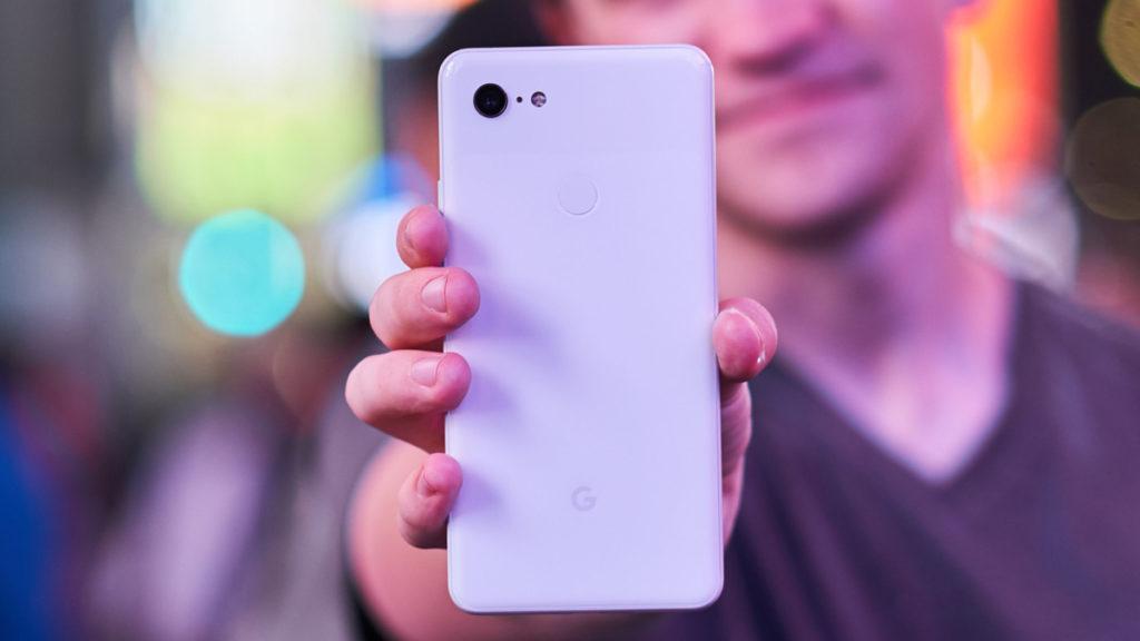 Pixel 3 XL - телефон с хорошей камерой и памятью