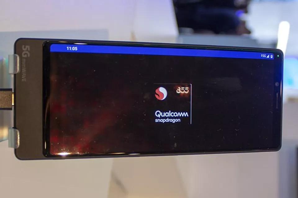 Sony Xperia 5G Prototype