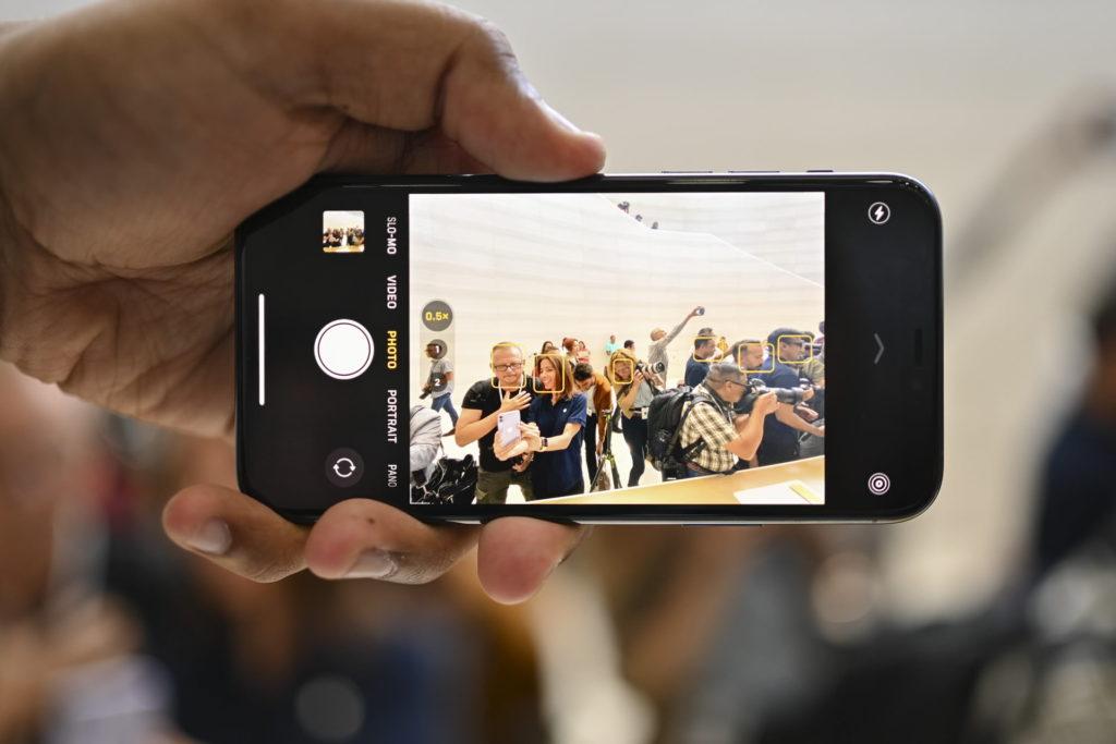 Камера Apple iPhone 11 Pro