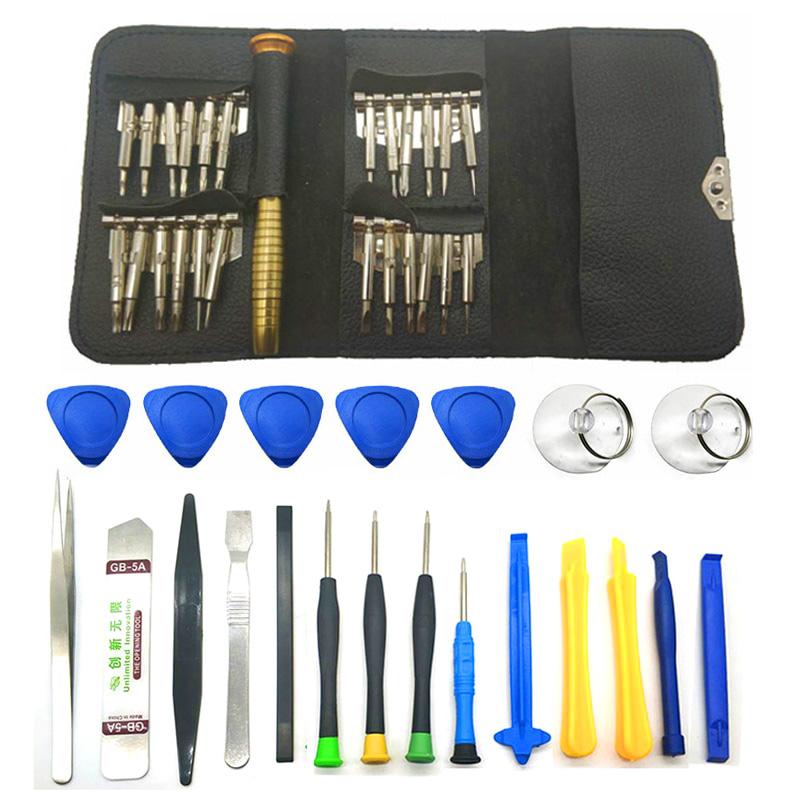 Набор инструментов для ремонта телефона с Алиэкспресс