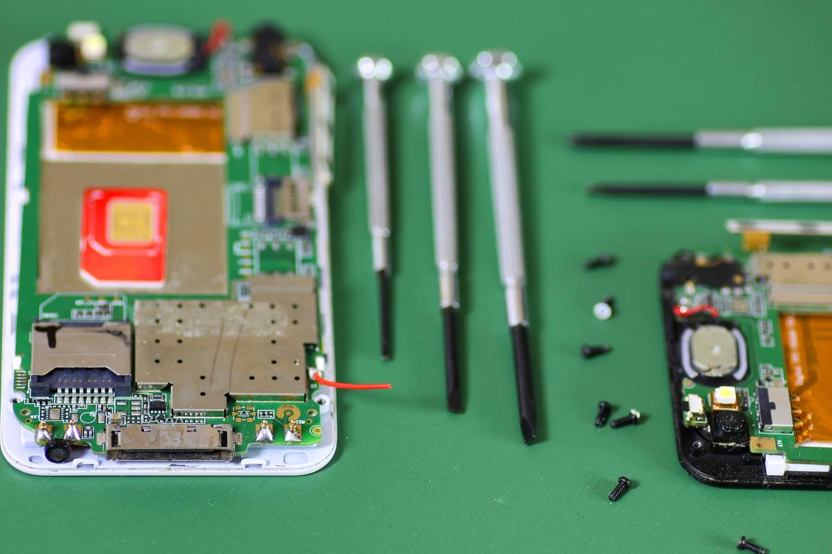 Ремонт сотовых телефонов в Митино