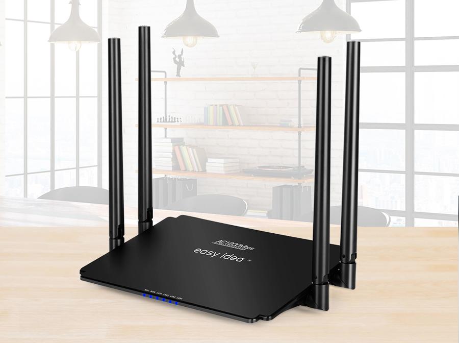 Недорогой вай фай роутер для квартиры Easy Idea Router
