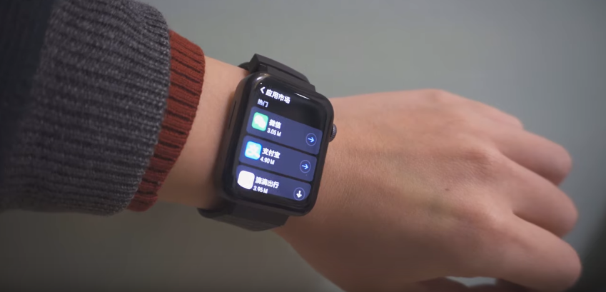 Часы Mi Watch