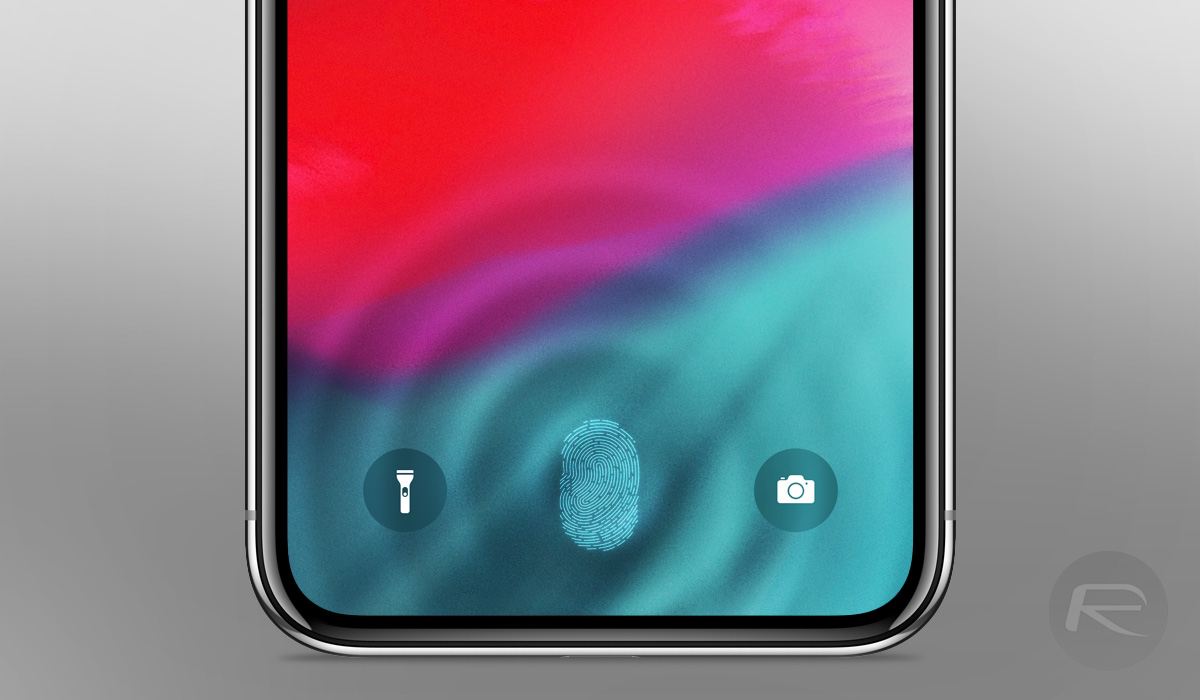 iPhone 12: Touch ID в дисплее
