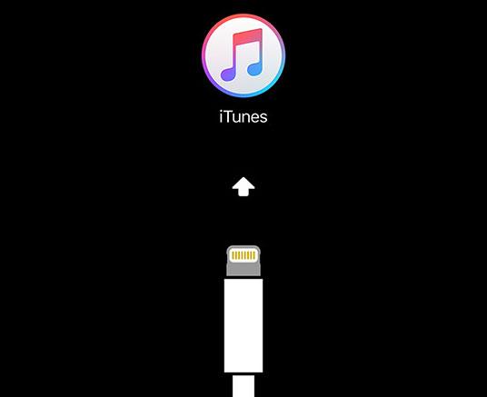 Режим восстановления на iPhone