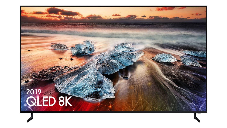 Телевизор с 8К разрешением Samsung Qled 950