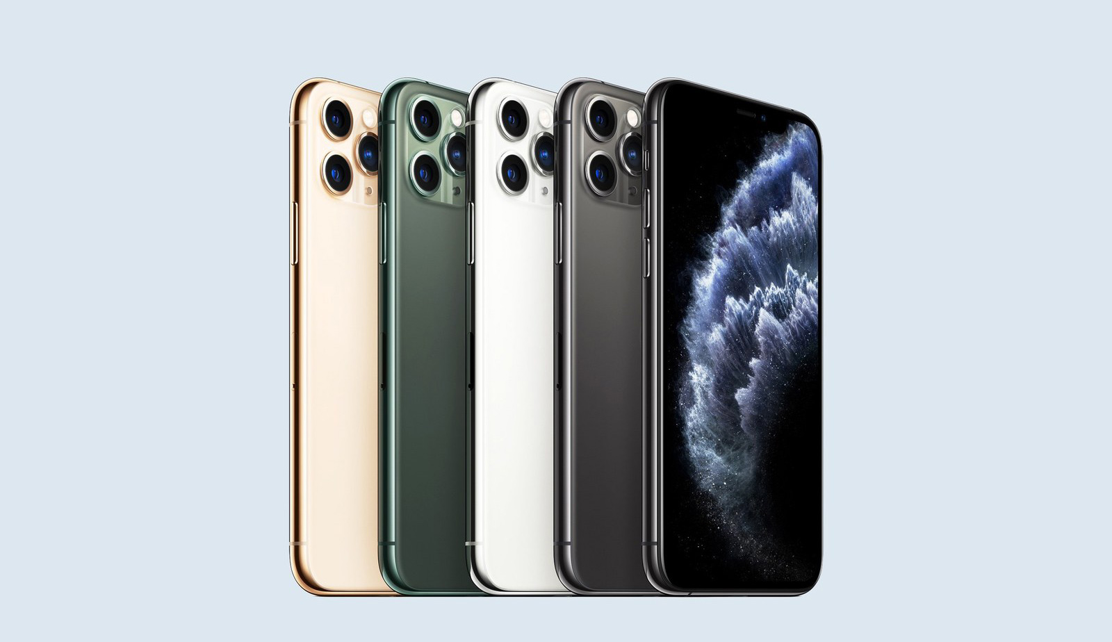 Apple iPhone 11 Pro в 2020 году