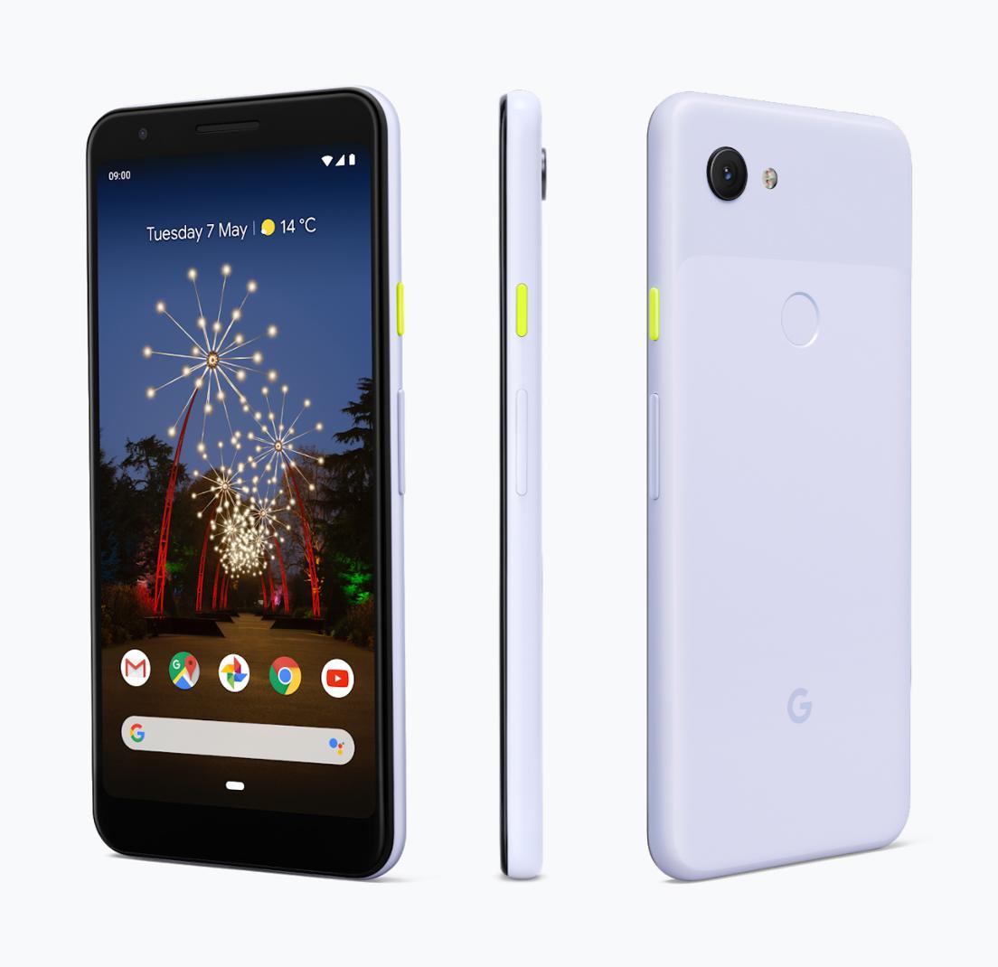 Google Pixel 3A - доступный камерафон 2020