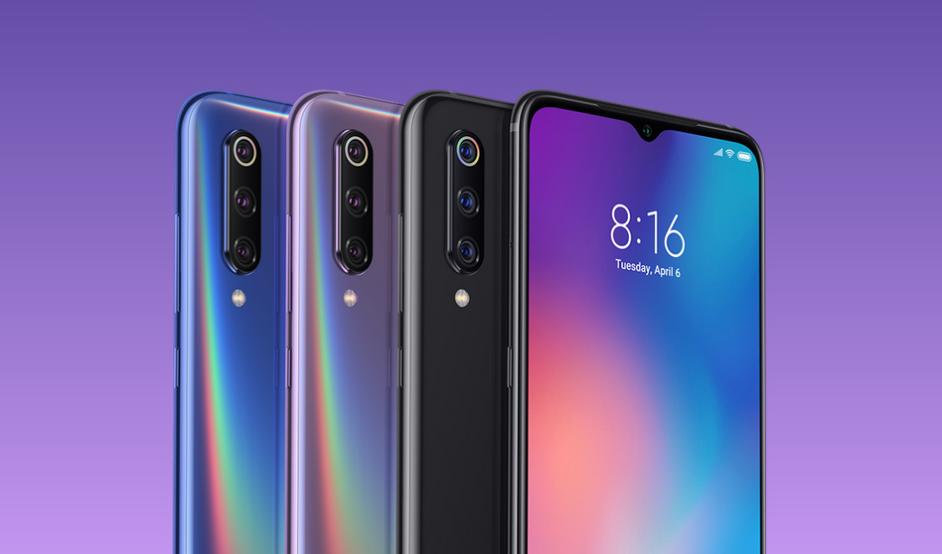 Xiaomi Mi 9 - самый бюджетный камерафон