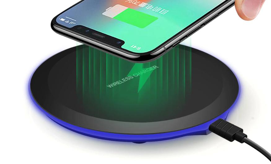 DCAE - беспроводная зарядка для смартфонов Самсунг