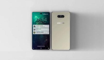 Сканер отпечатков пальцев в Samsung Galaxy A10 будет подэкранным