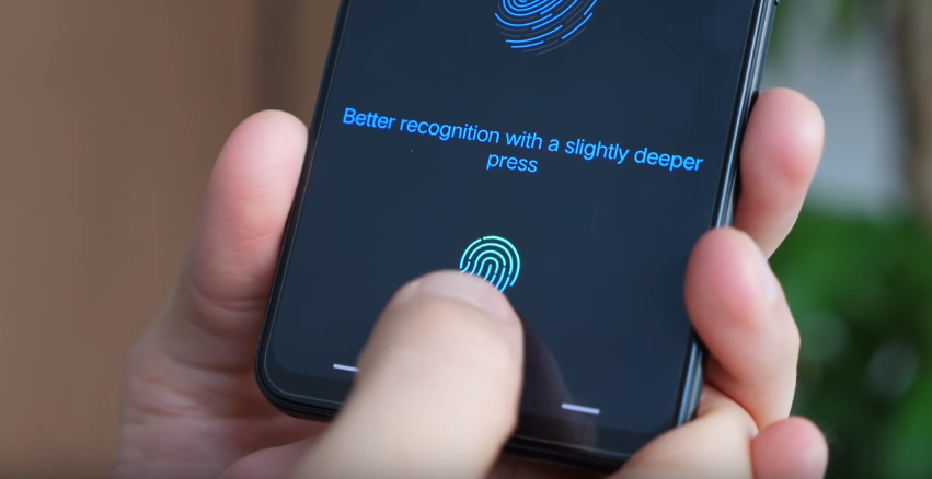 Как работает сканер отпечатков пальцев в телефоне
