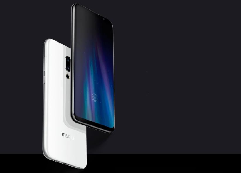 Meizu 16 - самый дешевый телефон со сканером отпечатка пальца
