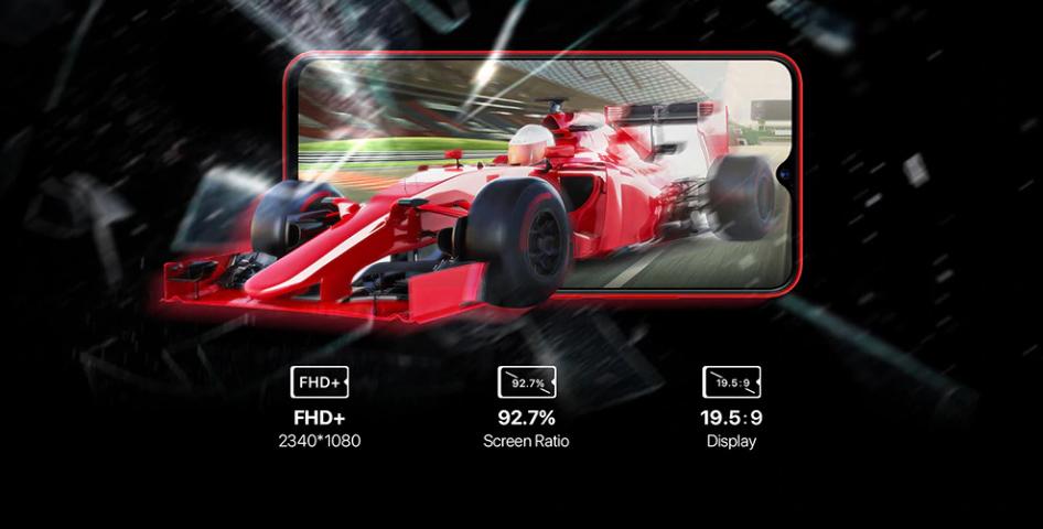 Смартфон Umidigi F1
