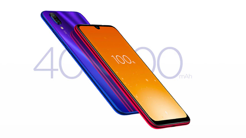 Цена Xiaomi Redmi Note 7
