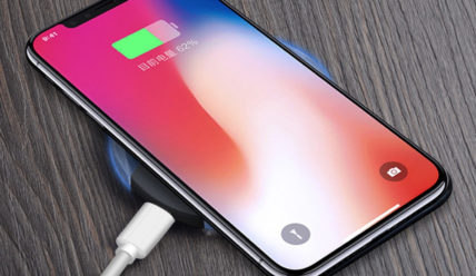 Простой способ добавить на смартфон беспроводную зарядку