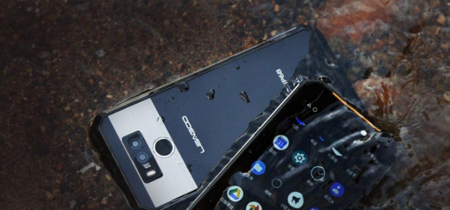 Leagoo выпустил невероятно дешевый защищенный смартфон