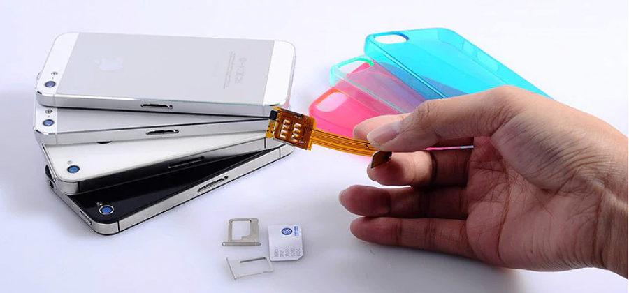 Как «научить» iPhone работать с двумя SIM-картами