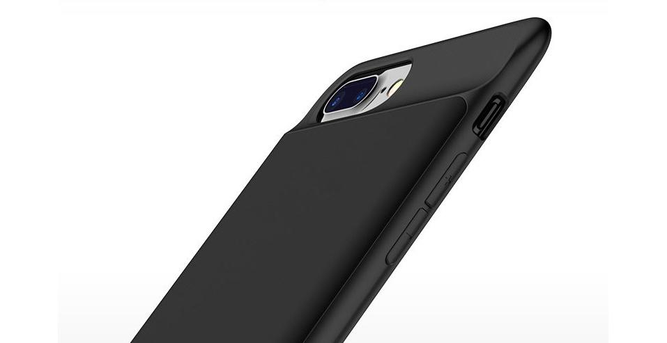 Чехол со встроенным аккумулятором для Iphone