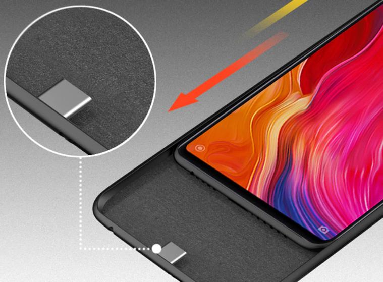 Чехол со встроенным аккумулятором от Xiaomi