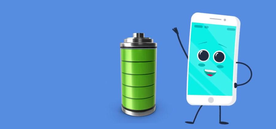 Простой способ восстановить батарею смартфона или планшета