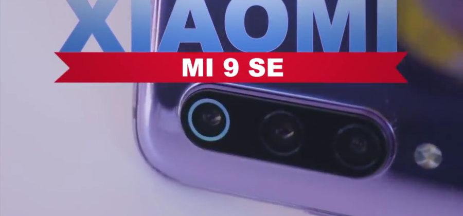 Обзор Xiaomi Mi 9 SE: нереальный фарш за 300$!