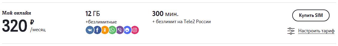 Самый выгодный тариф на мобильную связь в 2019 году
