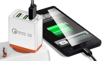 Почему не стоит оставлять смартфон на зарядке на ночь