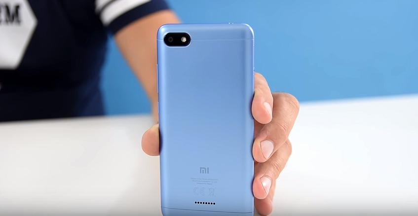 Xiaomi Redmi 6A Arstyle