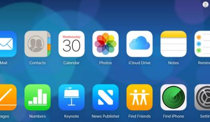 Как получить доступ к iCloud с вашего телефона на Android