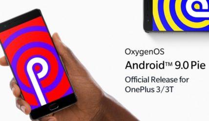 OnePlus 3 и 3T получат обновление до Android 9 Pie