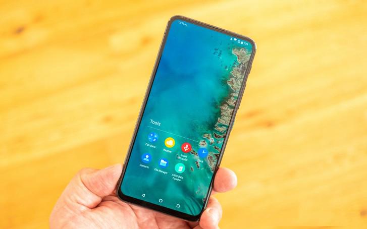 Asus Zenfone 6 4 PDA