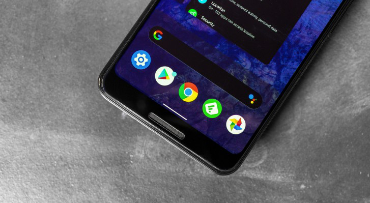 Новые уведомления в Android 10