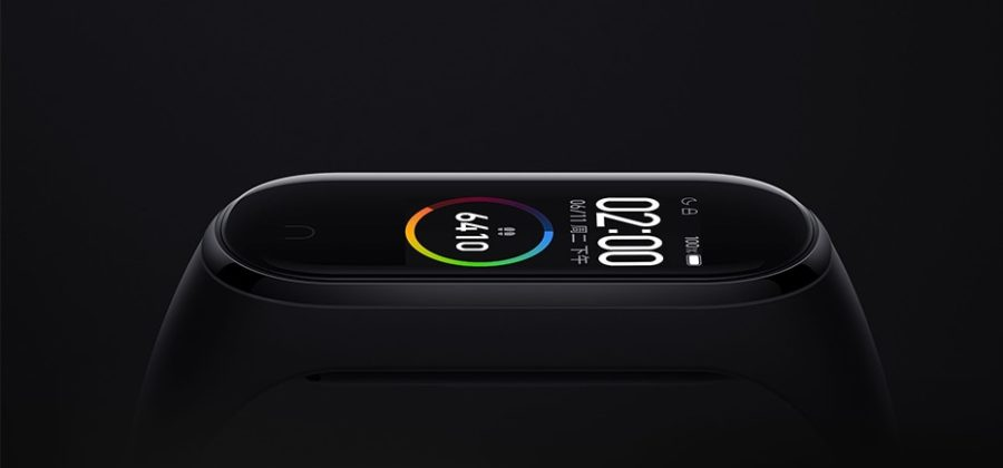 Новый умный браслет Xiaomi Mi Band 4: теперь и с NFC!