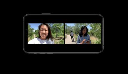Apple добавит поддержку нескольких камер в iOS 13