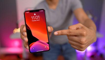 Айфон 11 получит модуль аж на 4 камеры!