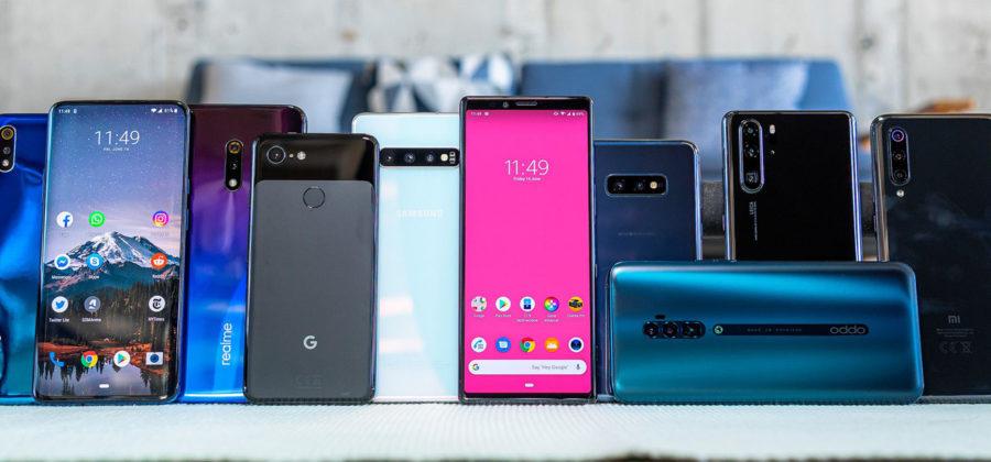 Какой смартфон лучше купить в 2019 году?