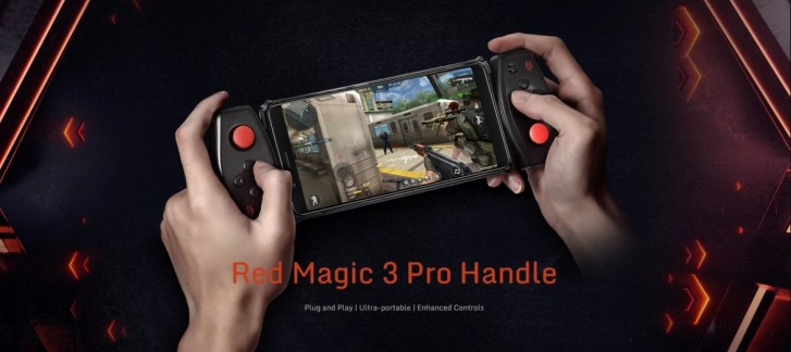 ZTE Nubia Red Magic 3 Pro Handle